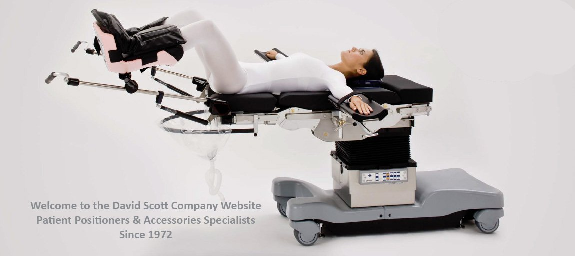Patient Positioners & OR table Accessories Since 1972