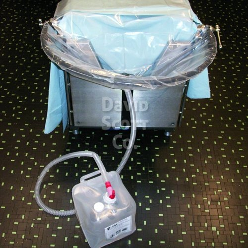 Urology Collection Container Drain Bags Uroband Dsc 15lc