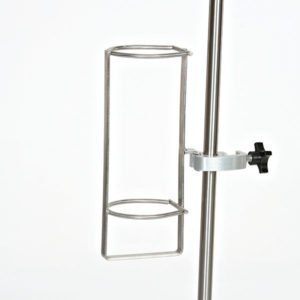 IV Pole Oxygen Tank Holder