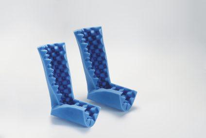 Disposable foam stirrup pads
