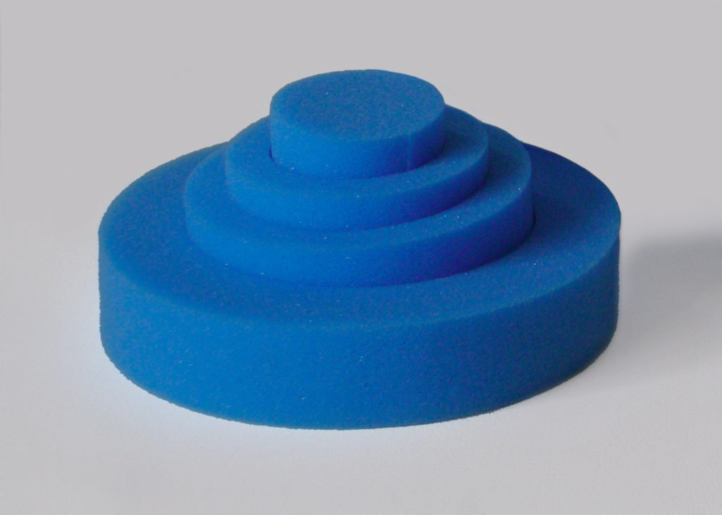 Single Use Foam Multi Ring Head Donut Disposable Multi
