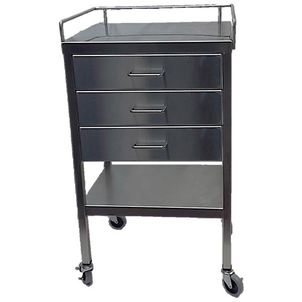 Stainless Steel Utility Table 1 Drawer More Drawers