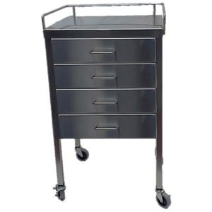 BD523- 4 drawer utility table
