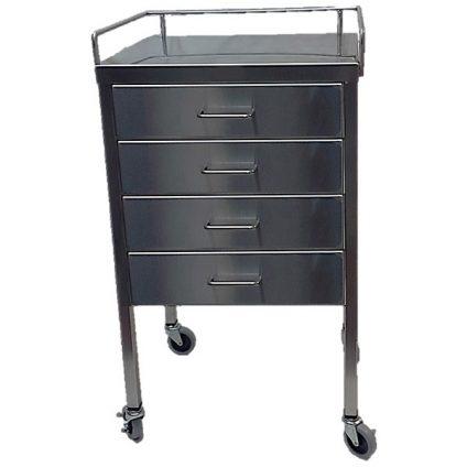 BD523- 4 drawer utility table