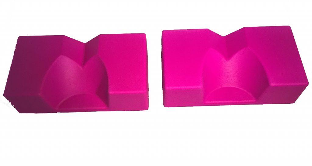 Light Cloud heel elevators-foam heel protectors LC500