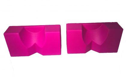 Light Cloud® Heel Elevators-foam heel protectors. LC500