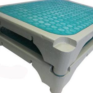 Stacking step stool, medical step stool