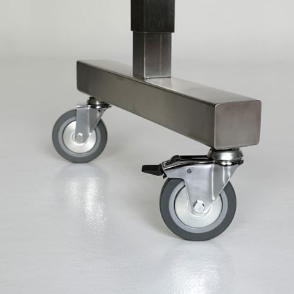 Adjustable Height Table Casters