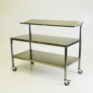 SST556- 2 Tiered Back Table