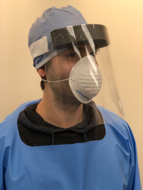 Face Shield full ppe picture