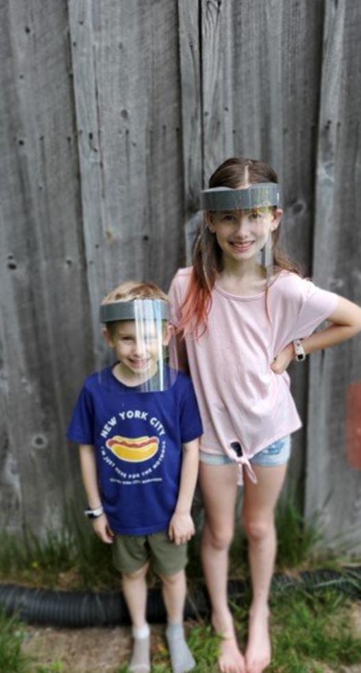 Childrens Face Shield/Pediatric Face Shield